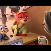 Zootopia | Nova animação da Disney ganha trailer mega engraçado