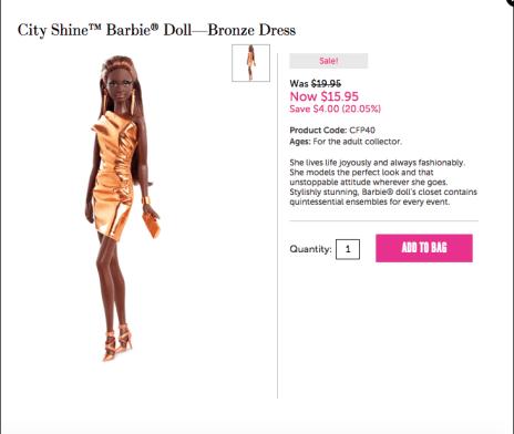 Barbie Jamelia.