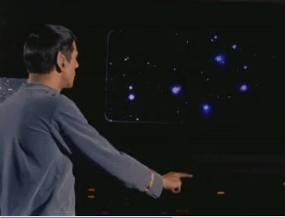 Spock Gesture Computer Control