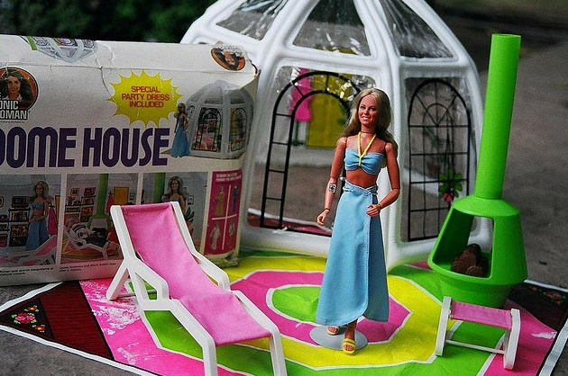 The Bionic Woman's Dome House