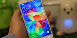 Samsung Galaxy S5 - Test Geeks and Com