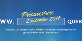 Extension Quebec Adresses Web
