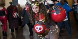 Comiccon Quebec 2014 - Stephane Vaillancourt 1