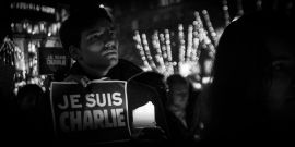 JeSuisCharlie - Strasbourg