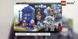Lego Ideas - Doctor Who