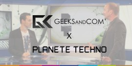 Planete Techno X Geeks and Com 2015