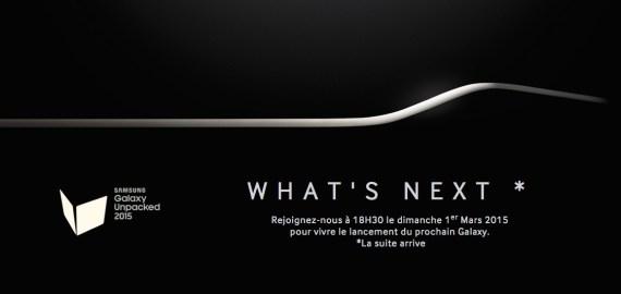 Samsung Galaxy Unpacked 2015 - Mobile World Congress