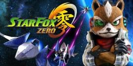 Star Fox Zero cover