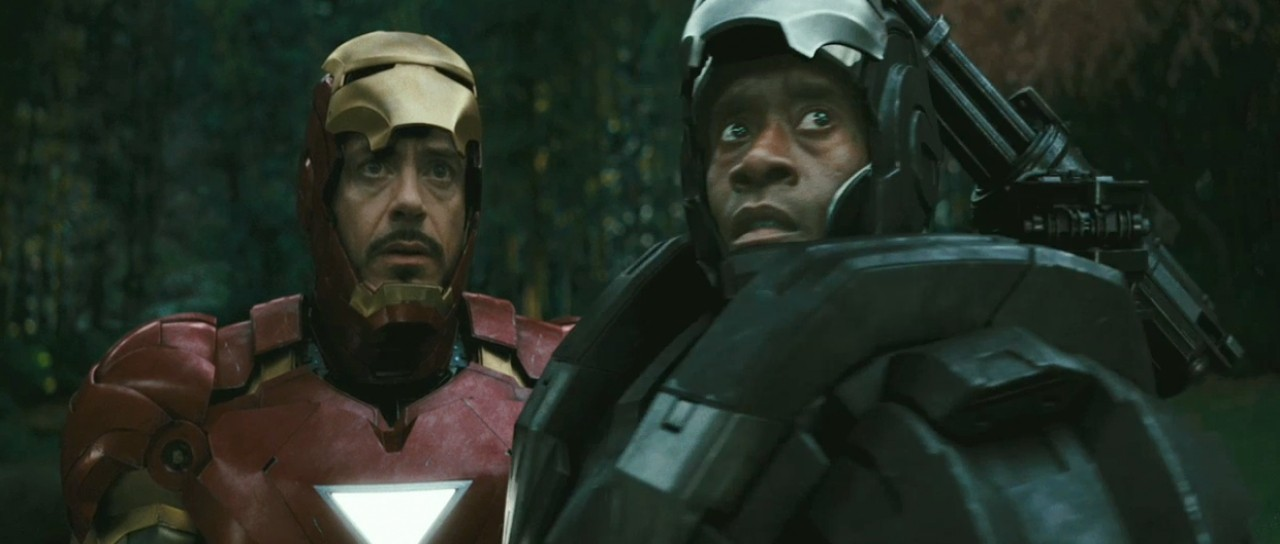 DON CHEADLE WAR MACHINEDon Cheadle War Machine