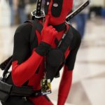 Deadpool (New York Comic Con 2011)