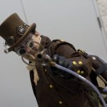 Steampunk Dude (New York Comic Con 2011)