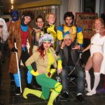 Kelly as Jean Grey (and Friends!)