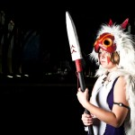 Princess Mononoke - San (photo by http://bgzstudios.com)