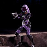 Tali - Mass Effect