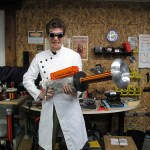 12.05.20 - Mad Scientist Wields Tesla Gun  And You Can Too