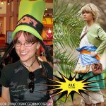Julie as Link from Legend of Zelda: Twilight Princess