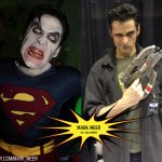 Mark Meer as Bizarro (http://www.nutsonline.tv)