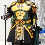 Serpentor - SDCC 2012 - Bill Watters