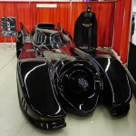 The Batmobile (1989) at Montreal Comic Con 2012