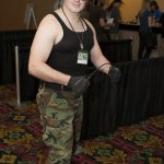 Sgt. Slaughter @ Las Vegas Comic Expo 2012 – Picture by Brian DeCania