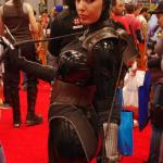 Catwoman - New York Comic Con 2012 - Picture by Aggressive Comix