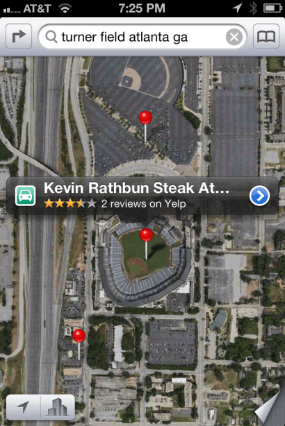 Rathburn Steak House on 2nd Base