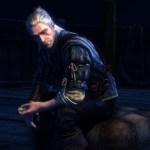 Geralt of Rivia from The Witcher 2: Assassins of Kings. Image by Namco, Atari, Warner Bros. via the official website