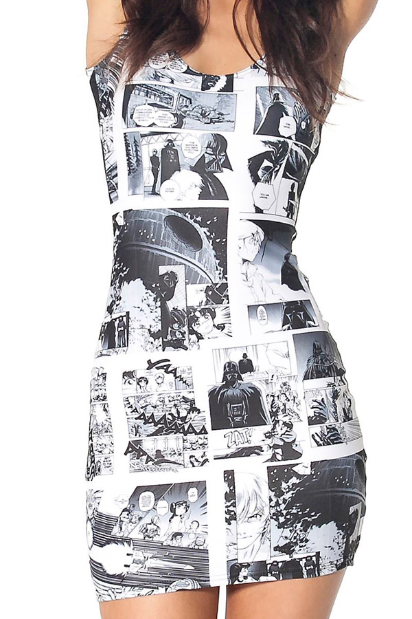 Star-Wars-Manga-Dress