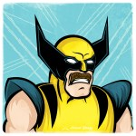 Superstaches – Wolverine