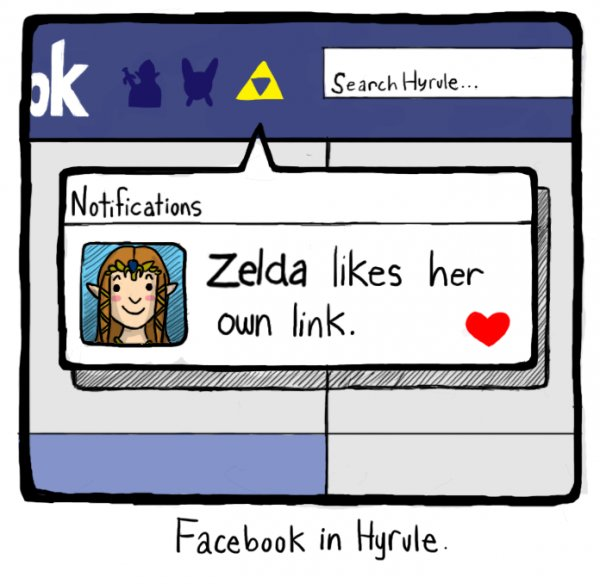 facebook-in-hyrule