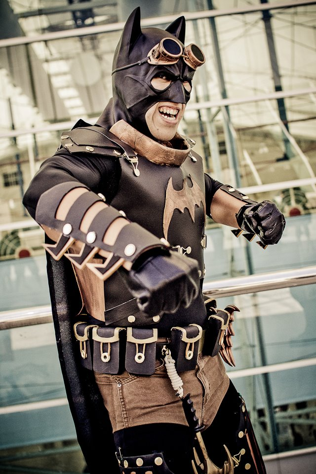 steampunk-batman