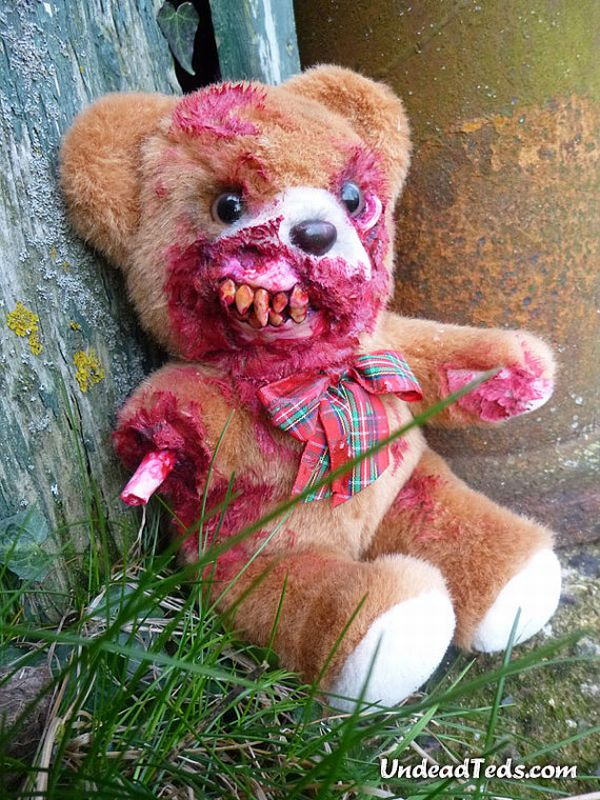 undead teddy bears 1