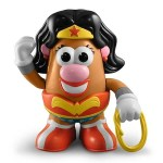 Potato Wonder Woman