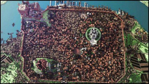 minecraft kings landing 5
