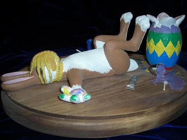 EasterBunnyFacehugger