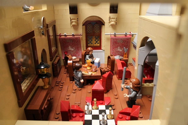 Gryffindor Commons Room