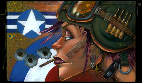 Tank Girl 2