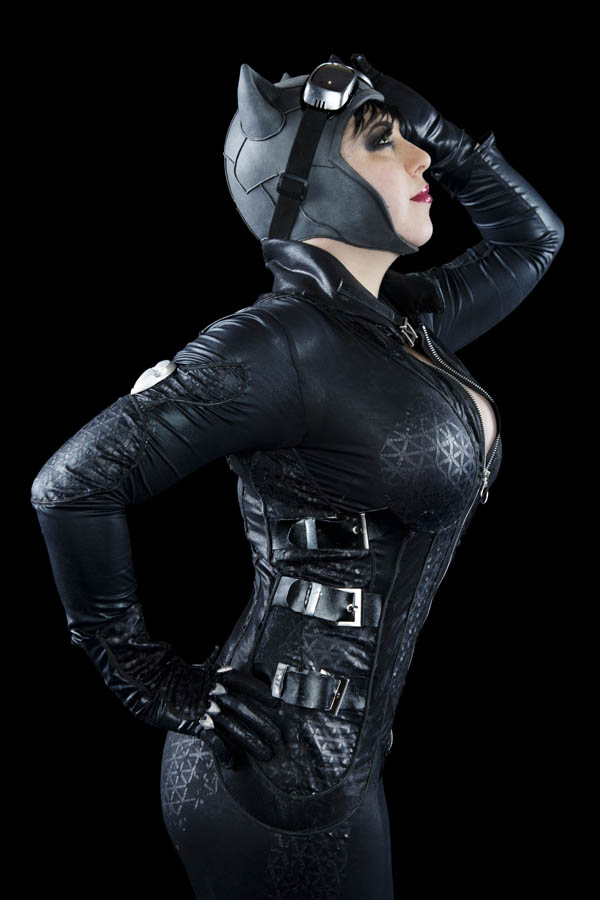 The Plugsuit Project: Fantastic Catwoman Cosplay - Picture by Anna Fischer