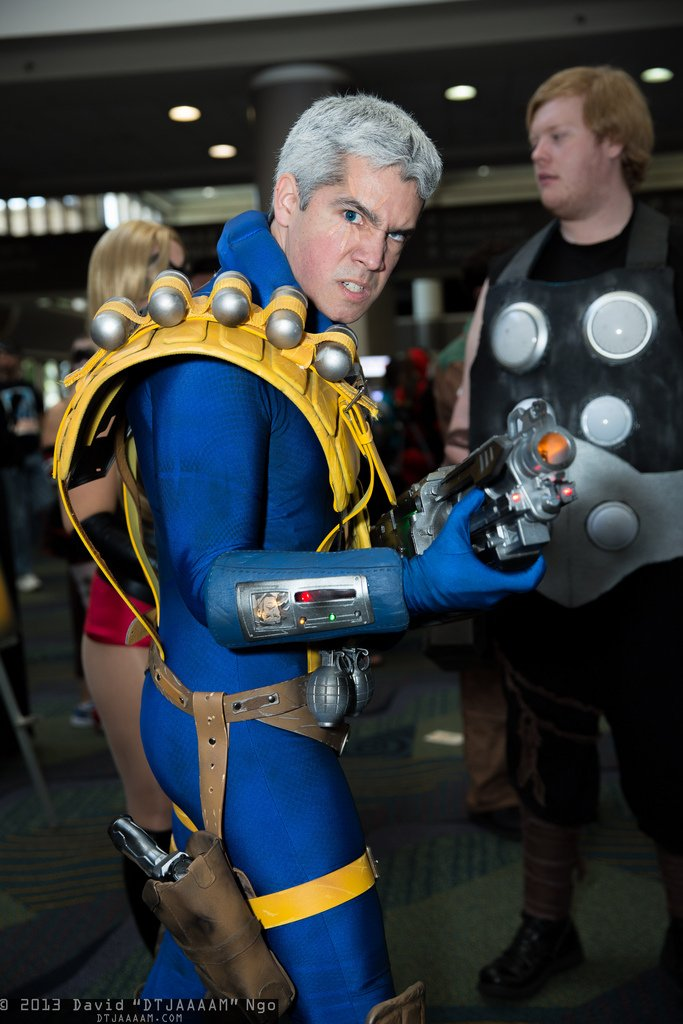 MegaCon 2013 - Picture by David Ngo