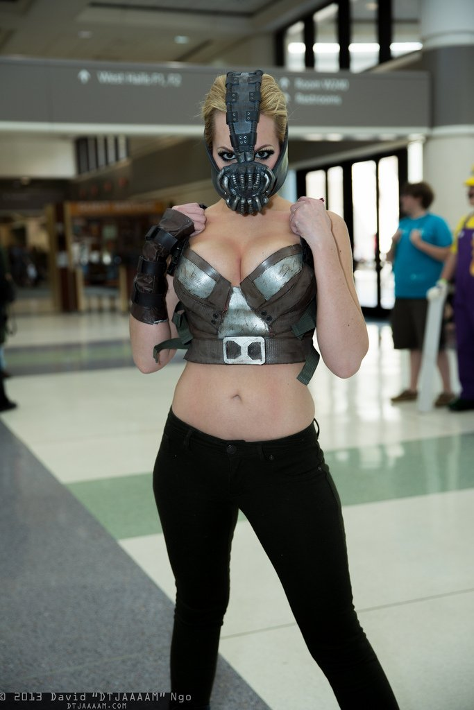 Lady Bane - MegaCon 2013 - Picture by David Ngo