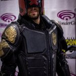 Judge Dredd - Picture by Mooshuu - WonderCon 2013