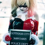 Harley Quinn Mug Shot - Ft. Kana Cosplay