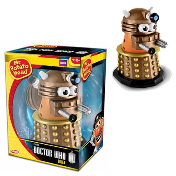Dalek Potato Head