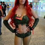 Poison Ivy - Montreal Comic Con 2013 - Picture by Geeks are Sexy