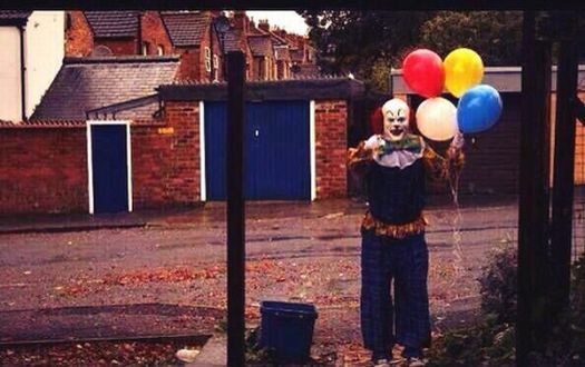 creepy clown 1