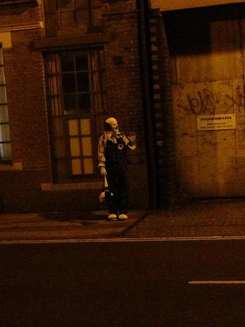 creepy clown 2