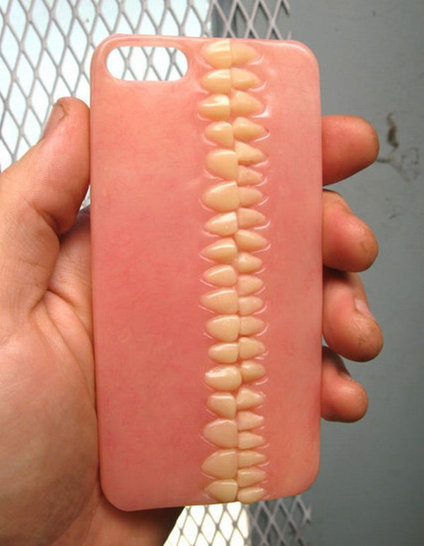 dentures iPhone case