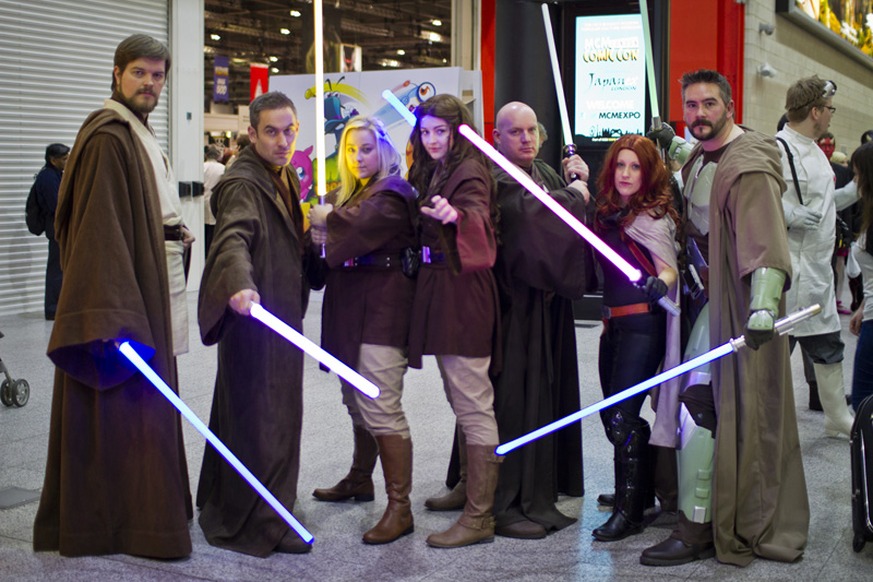 Jedis - MCM London Comic-Con 2013