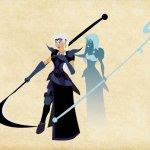 Kida - Dark Knight - Artwork: Geryes