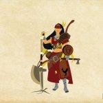 Pocahontas - Warrior - Artwork: Geryes